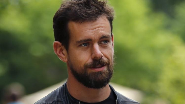 Jack Dorsey, CEO do Twitter - Mike Blake / Reuters